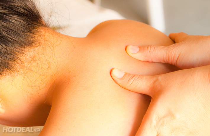 Phương pháp xoa bóp đơn giản cho người đau vai gáy